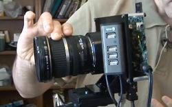 Stanford camera