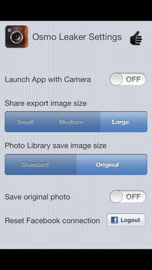 Osmo Leaker Pro Screenshot
