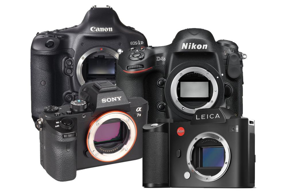 compare cameras