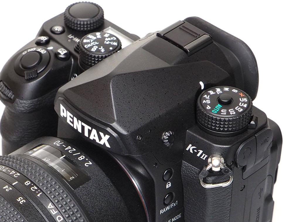 Pentax K 1 Ii Mode Dial