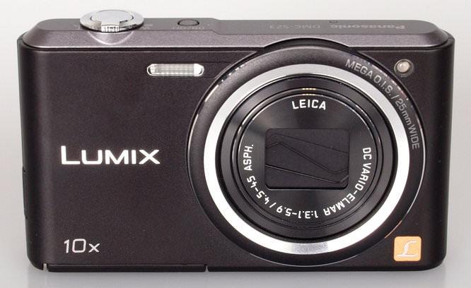 Panasonic Lumix DMC SZ3 Black (2)