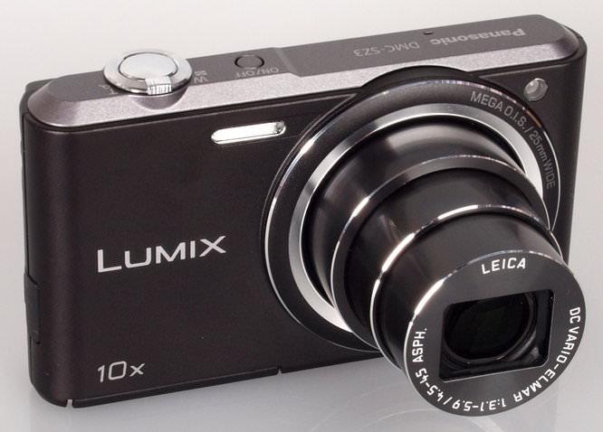 Panasonic Lumix DMC SZ3 Black (5)