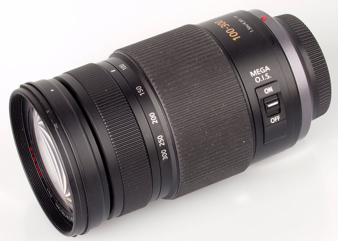 Panasonic Lumix G Vario 100-300mm f/4.0-5.6