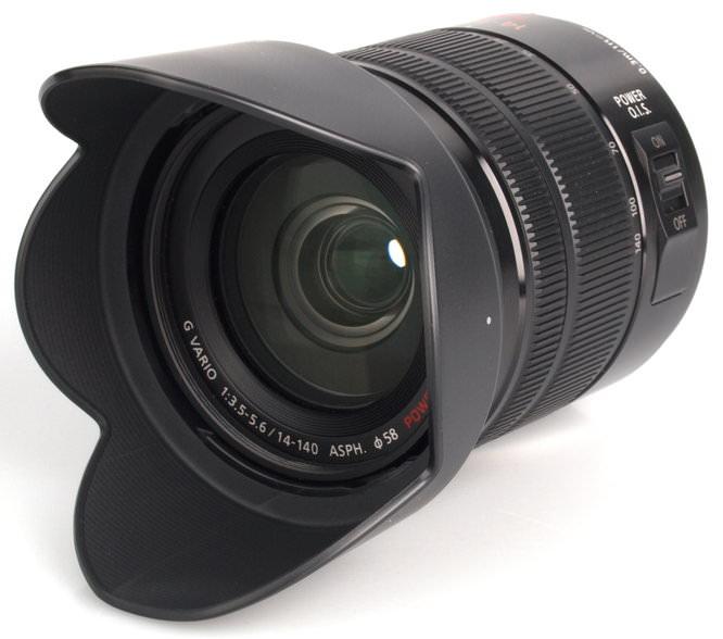 Panasonic Lumix G Vario 14-140mm f/3.5-5.6 ASPH. HD