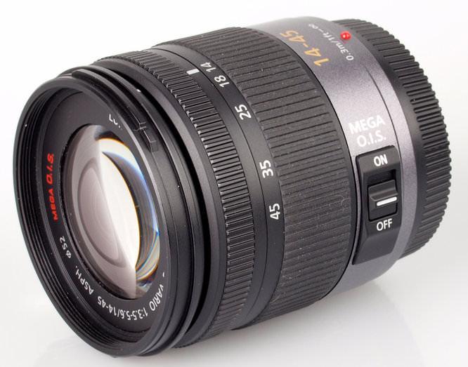 Panasonic Lumix G Vario 14-45mm f/3.5-5.6