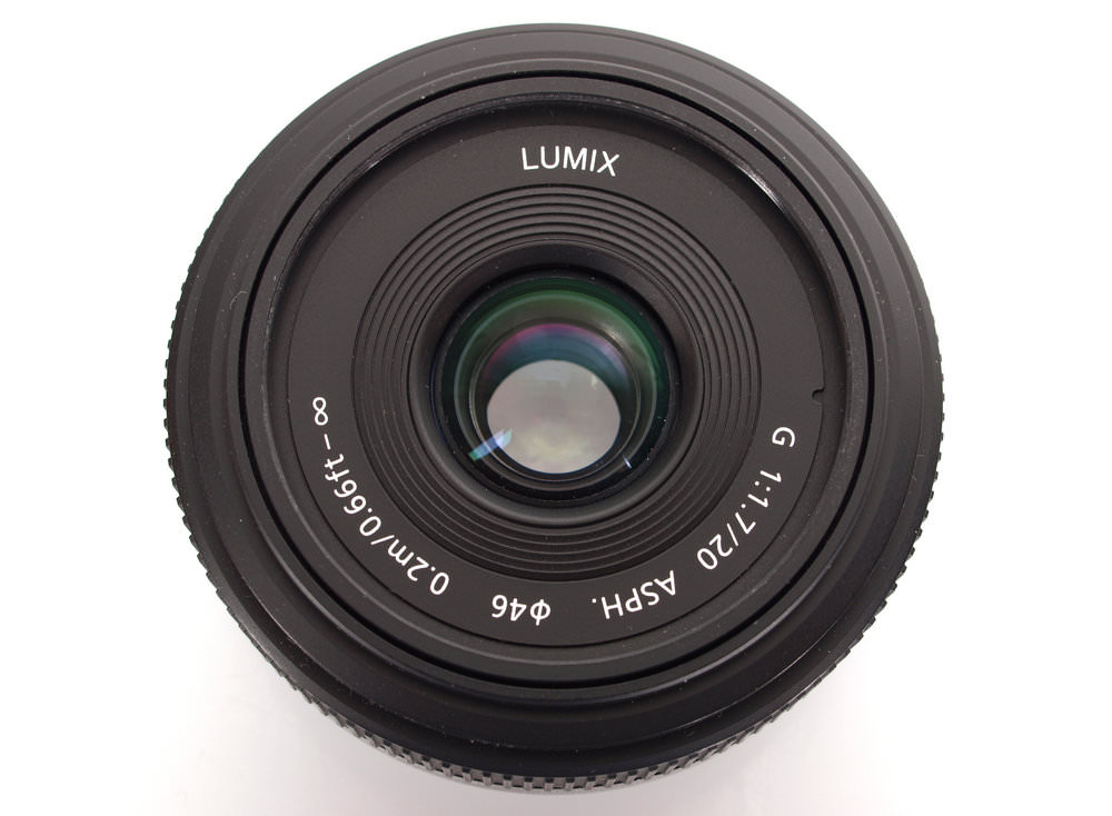 Panasonic 20mm f/1.7 Lumix G Micro Four Thirds Lens Review ...