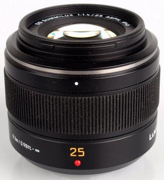 Leica DG Summilux 1:1.4/25 ASPH