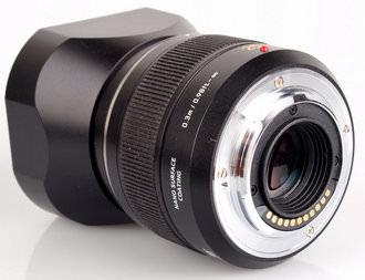 Leica DG Summilux 1:1.4/25 ASPH Rear