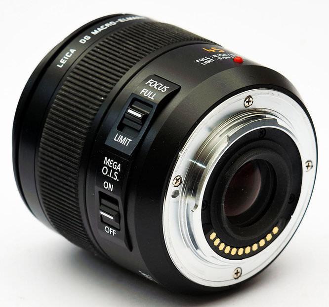Panasonic Leica DG Macro-Elmarit 45mm f/2.8 ASPH OIS