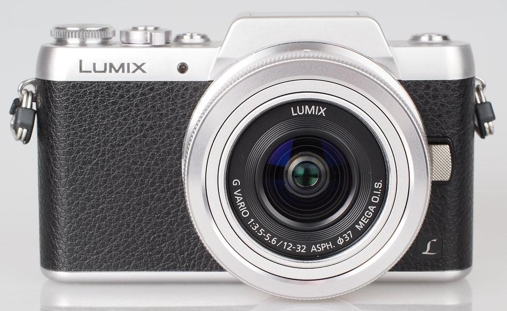 Panasonic Lumix GF7 Silver (3)