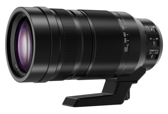 Leica DG 100-400mm lens