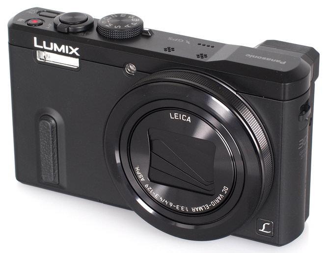 Panasonic Lumix TZ60 Black Large (7)