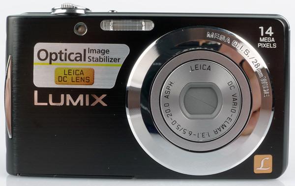 Panasonic Lumix DMC-FS16 front