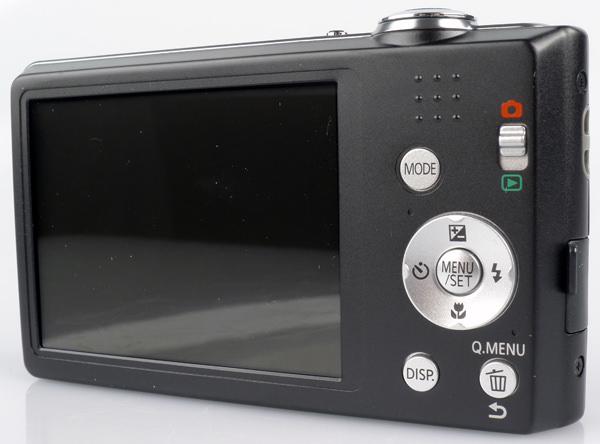 Panasonic Lumix DMC-FS16 rear