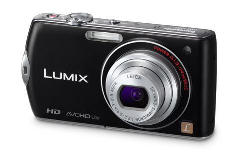 Panasonic DMC-FX70 Digital Camera