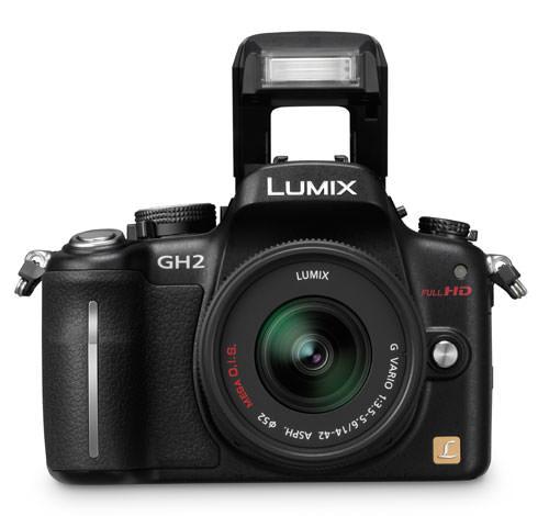 Panasonic DMC-GH2 Compact System Camera