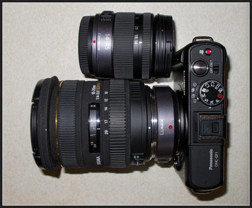 Sigma 10-20mm and Panasonic GF-1 Digital Camera Review ...