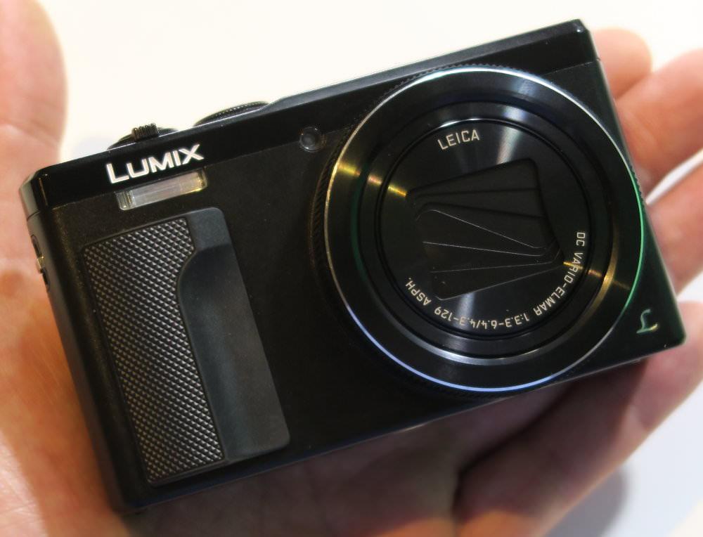 Panasonic Lumix TZ80 Hands On (3)