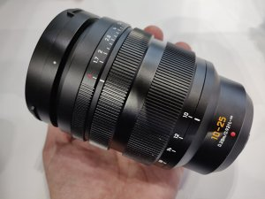 Panasonic Leica 10-25mm f/1.7 Hands-On At TPS