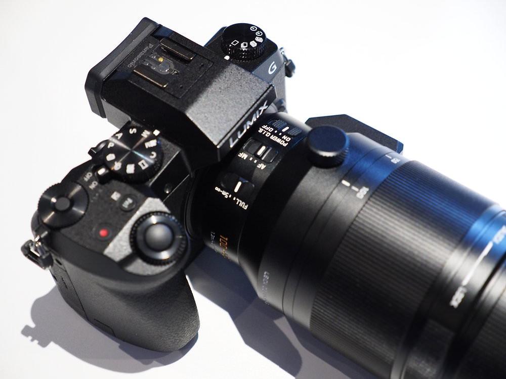 Panasonic Leica 100 400mm Zoom Lens (11)