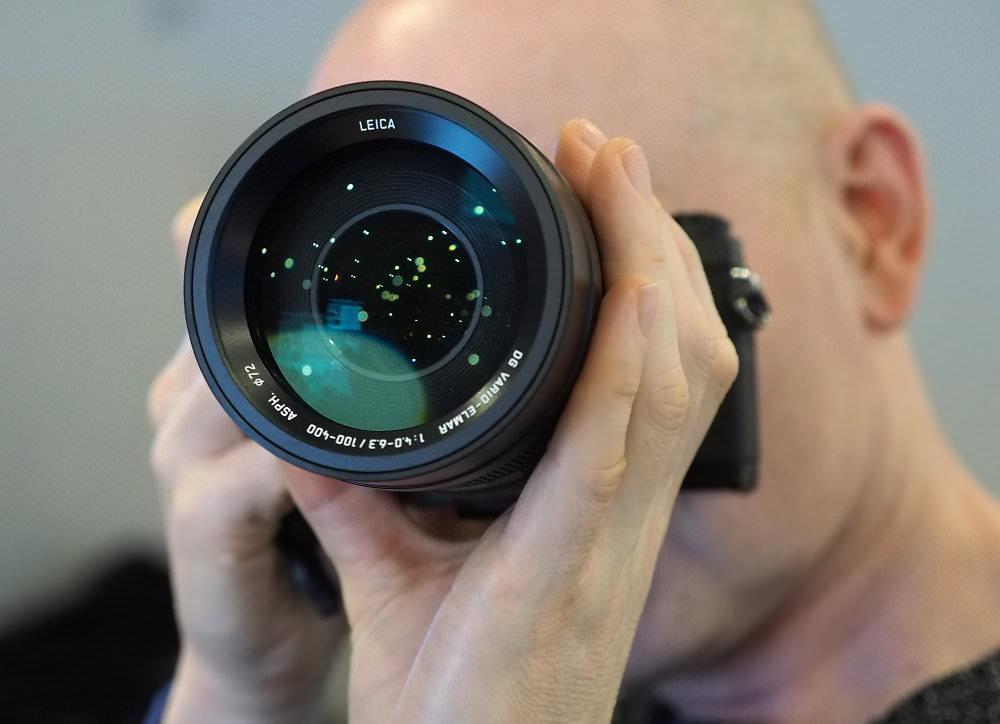 Panasonic Leica 100 400mm Zoom Lens (6)