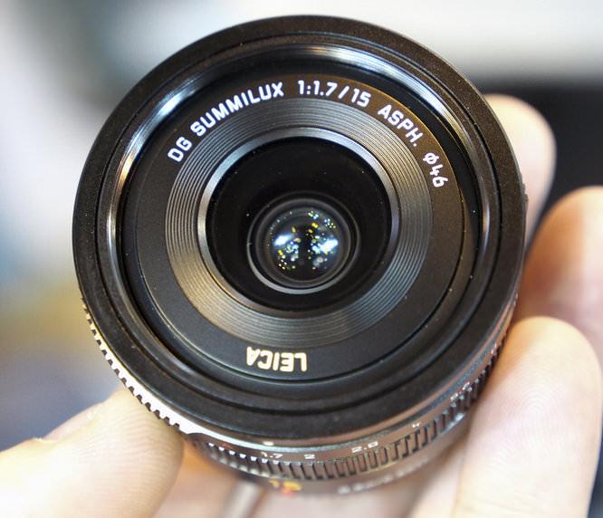 Panasonic Leica 15mm F1 7 Lens (3)
