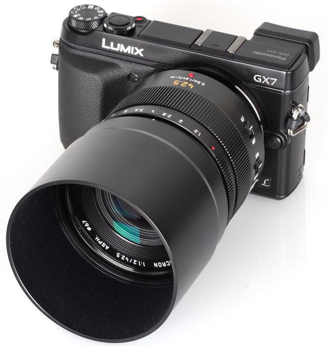 Panasonic Lumix GX7 Leica DG Nocticron 42 5mm F1 2 Asph (2)