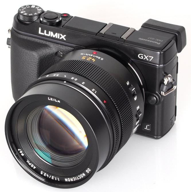 Panasonic Lumix GX7 Leica DG Nocticron 42 5mm F1 2 Asph (3)