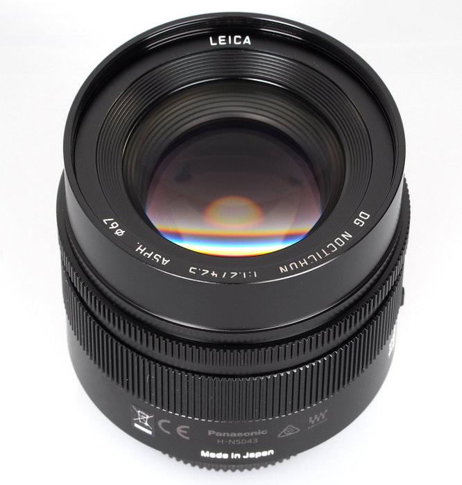 Panasonic Leica DG Nocticron 42 5mm F1 2 Asph (3)