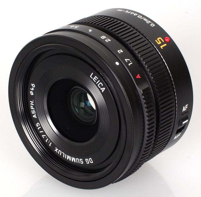 Leica DG Summilux 15mm F1 7 ASPH Lens (6)