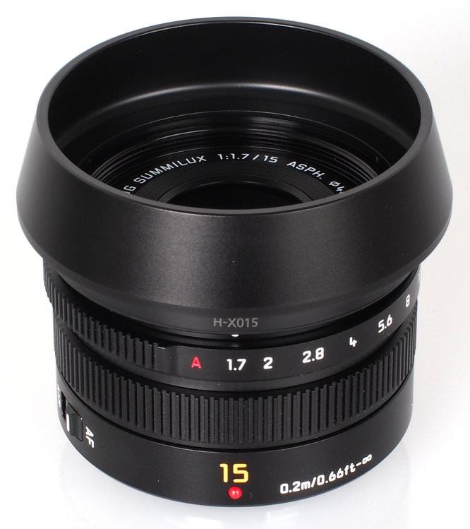 Leica DG Summilux 15mm F1 7 ASPH Lens (9)