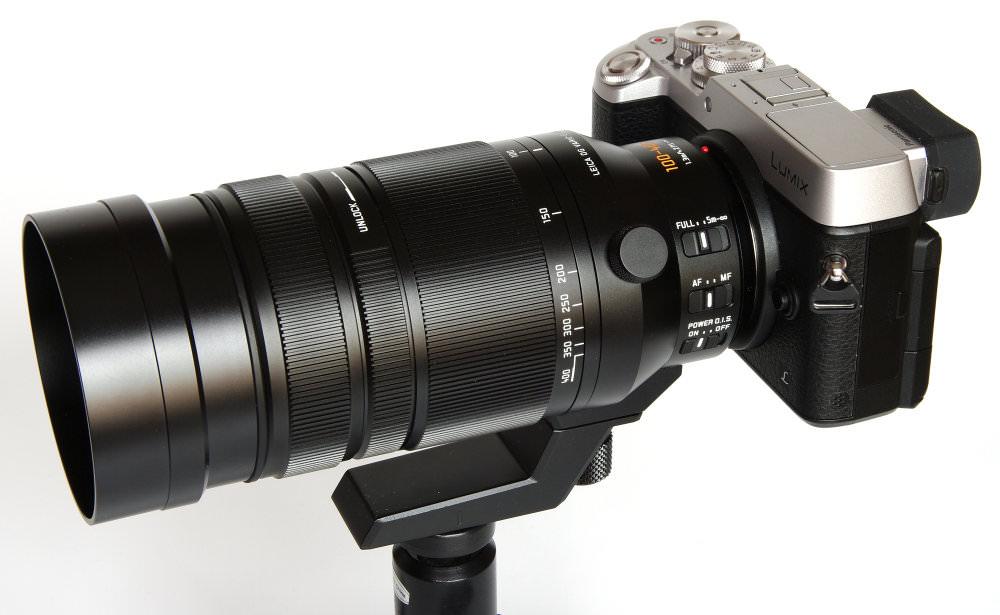 Lumix 100 400mm Landscape Position