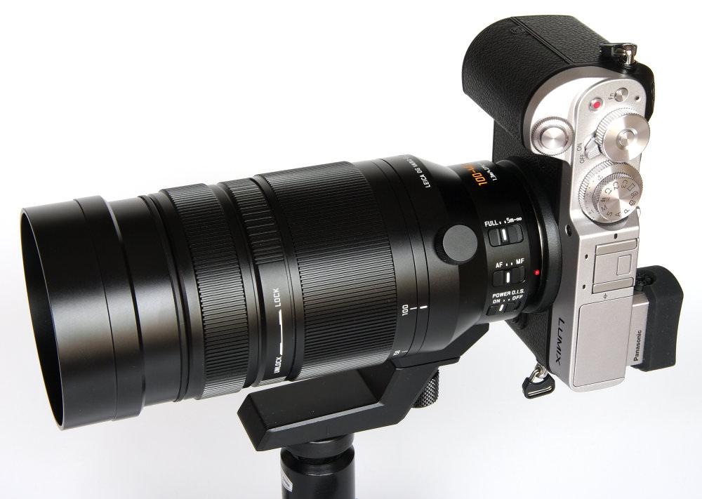 Lumix 100 400mm Portrait Position