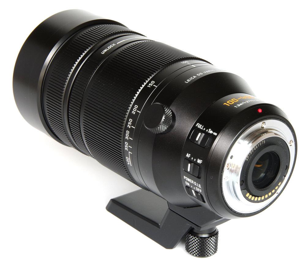 Lumix 100 400mm Rear Oblique