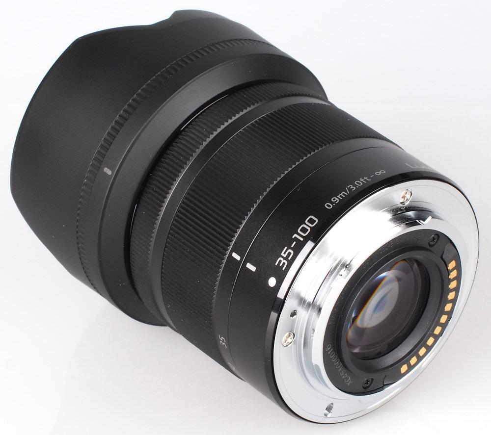 Panasonic Lumix G VARIO 35 100mm F4 5 6 ASPH Lens (1)