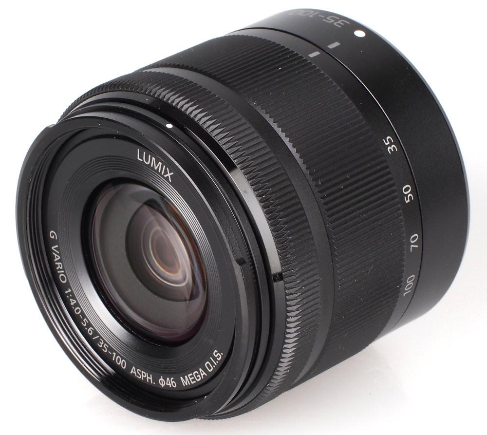 Panasonic Lumix G VARIO 35 100mm F4 5 6 ASPH Lens (3)