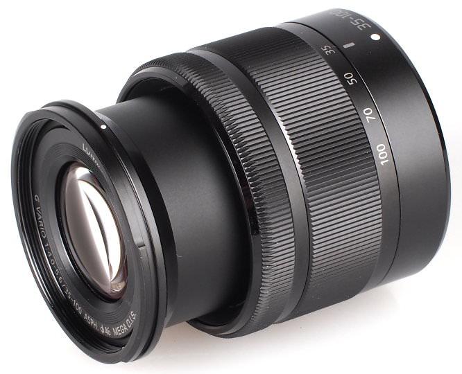 Panasonic Lumix G VARIO 35 100mm F4 5 6 ASPH Lens (4)