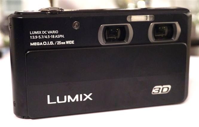 Panasonic Lumix 3D1 Front