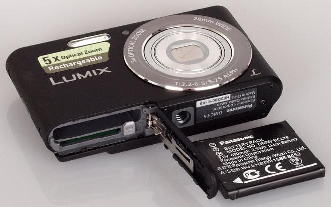 Panasonic Lumix F5 (1)