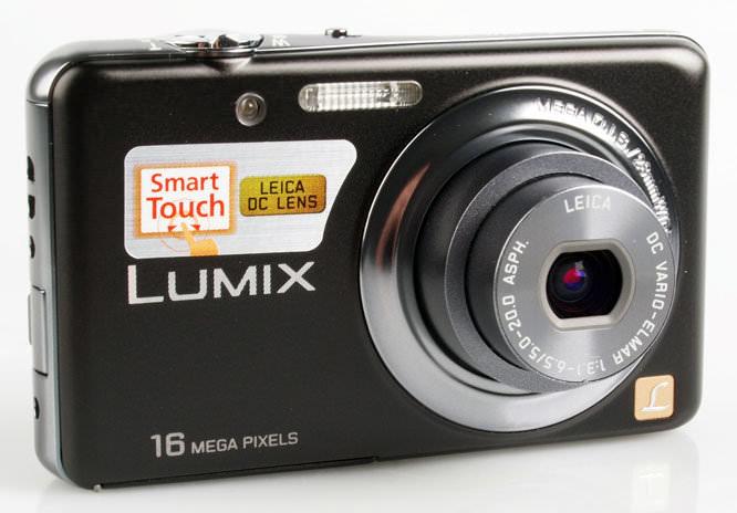 Panasonic Lumix DMC-FS22 Lens