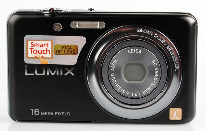 Panasonic Lumix DMC-FS22 Front