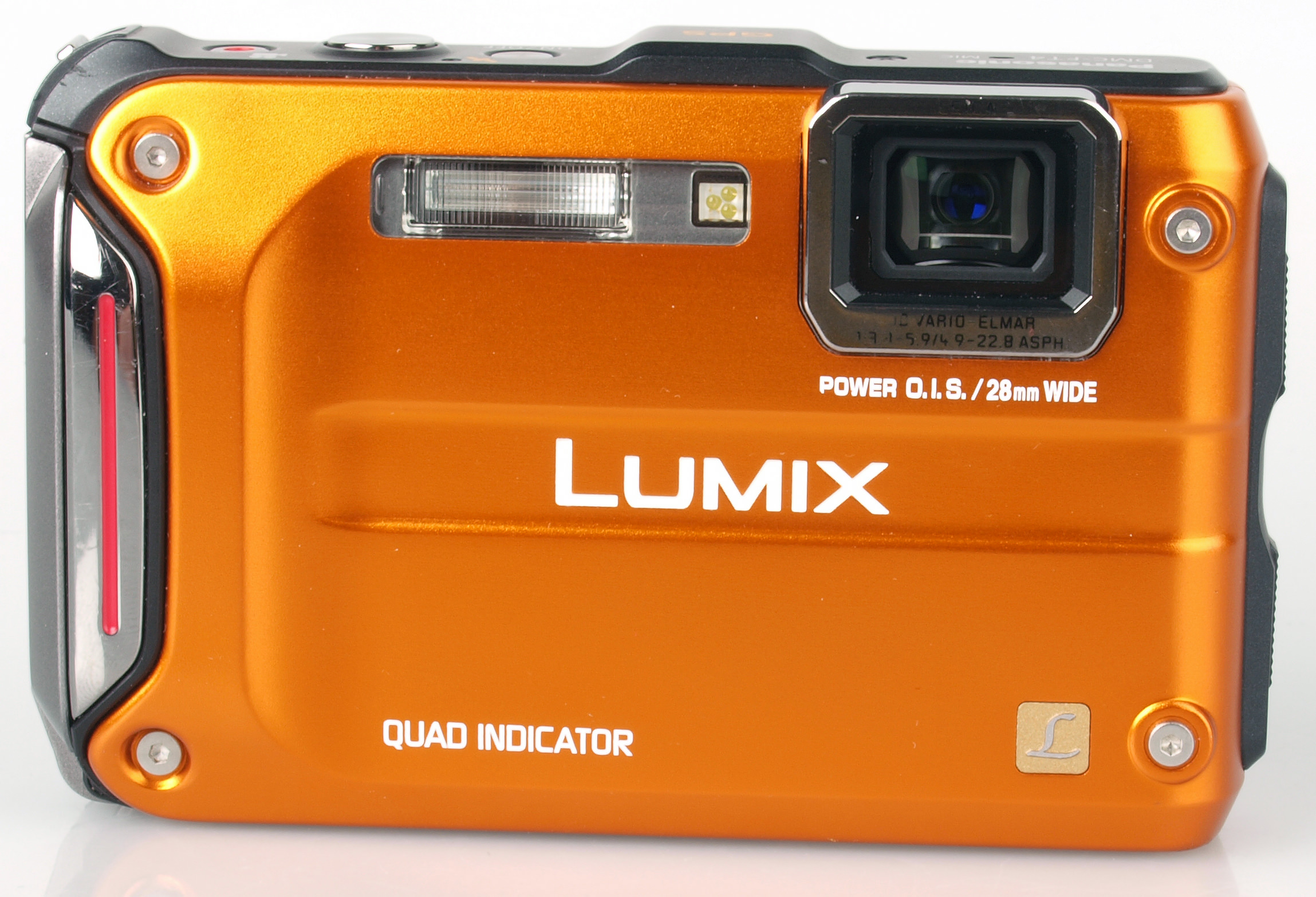 Panasonic Lumix Dmc Ft4 Front