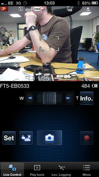 Panasonic Lumix Dmc Ft5 App Screenshot 2