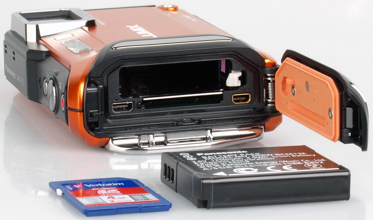 Panasonic Lumix DMC-FT5 Digital Camera Review