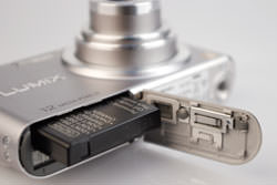 Panasonic Lumix DMC-FX60 battery