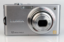 Panasonic Lumix DMC-FX60 front