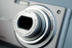 Panasonic Lumix DMC-FX60 lens