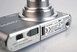 Panasonic Lumix DMC-FX60 tripod