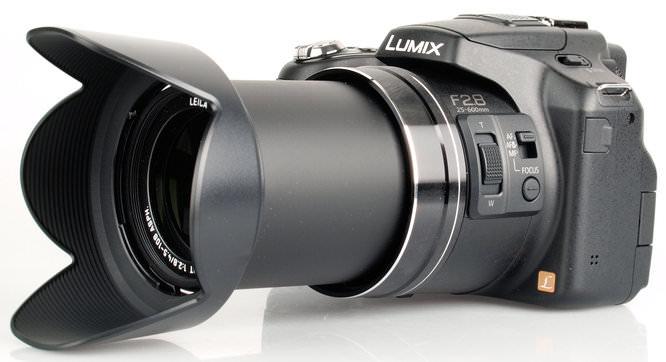 Panasonic Lumix Dmc Fz200 Lens Extended 1