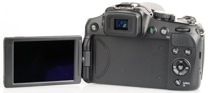 Panasonic Lumix Dmc Fz200 Screen Out